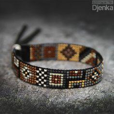 off loom beading techniques Loom Bracelet Patterns, Bead Loom Bracelets, Woven Bracelets, Handmade Bracelets, Bead Jewellery, Seed Bead Jewelry, Beaded Jewelry, Diy Jewelry, Bead Embroidery Patterns