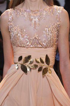 Romantic Pastel Trend Zuhair Murad Spring Summer 2014 #couture #fashion #dress
