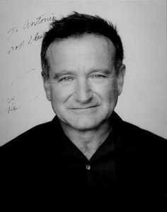 Robin Williams will always be my most favorite actor of all time.