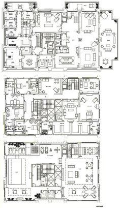 cidade jardim so paulo penthouse apartment trplex 2036m - Luxury Penthouse Floor Plans