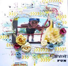 Keren Tamir's Gallery: Endless Summer fun- with Shimmerz