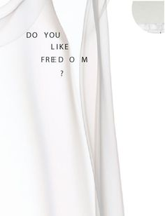 Do you like freedom? Post by Valentina Popova, via Behance