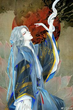 Boy Art, Art Girl, Fantasy Characters, Anime Characters, Chinese Characters, Chinese Picture, Bts Anime, Asian Artwork, Chinese Drawings