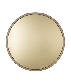 Zuiver Bandit mirror reflects all that's dear to you in copper or gold. It reflects all in front of it in a warm and elegant light.