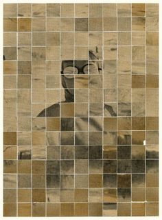 Interesting collages from Anthony Gerace at http://a-gerace.com/