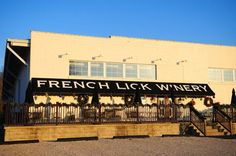 When we hear the words vineyard and winery our minds wander to California, even Italy and France, but Indiana? Discover French Lick WInery in a new location, along with the Vintage Café and a gift shop, too.