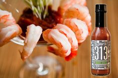 Looking for a crowd pleaser on New Year's Eve? How about 313 Shrimp Cocktail?