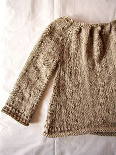 Ravelry: Project Gallery for Little dots sweater pattern by Yumiko Sakurai