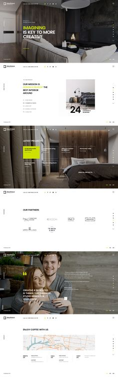 Bauhaus | Architecture & Interior Studio by Logan Cee | dribbble