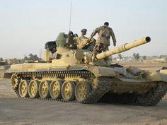 Iraqi T72