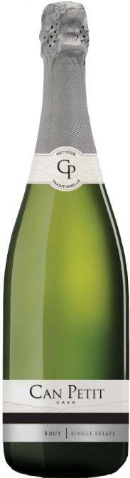 CAVA CAN PETIT BRUT  11.5% 75 cl www.wijn-sterkedranken.be
