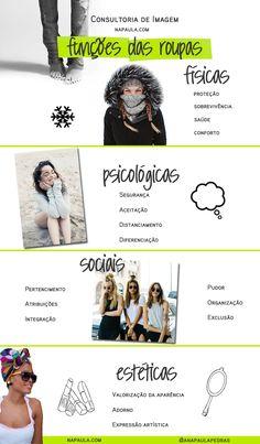 consultoria de imagem, consultoria de estilo, necessidades que as roupas suprem…
