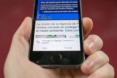 How to use Google Translate on Chrome for iOS