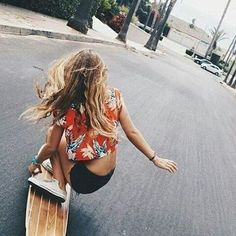Being more confident in longboarding