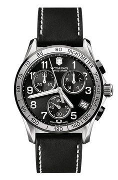 Victorinox Swiss Army Chrono Classic Mens Watch 241404 $495