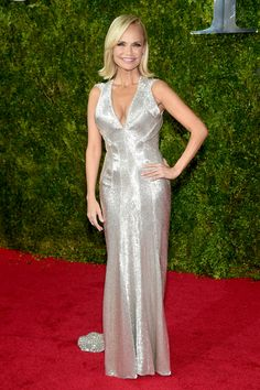 See the Best Dressed at the 2015 Tony Awards  - Cosmopolitan.com