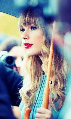 Taylor Swift ♥ - Even the haters Pin pictures of her--which I find hilarious! They can't even help themselves! They are all just secretly jealous because she is SO.damn.pretty.