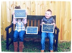 My Pregnancy Announcement.this is perfect for our announcement! 3 Kids, Three Kids, Baby Kids, 3rd Baby Announcement, Pregnancy Announcements, My Pregnancy, Pregnancy Photos, My Baby Girl, Our Baby