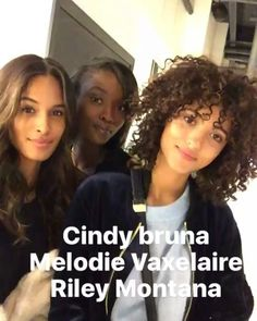 VSFS2016CASTING: Cindy, Melodie and Riley went to vsfs16 casting ! #vsfs16casting #victoriassecret #vsfs2016 #cindybruna #melodievaxelaire #rileymontana 🔃 @serkancuracouture