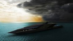 The Black Swan Superyacht Proves Money Can Buy Happiness (8 Photos) - Suburban Men - June 7, 2016