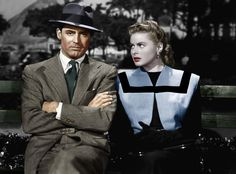A gallery of Notorious publicity stills and other photos. Featuring Ingrid Bergman, Cary Grant, Claude Rains, Alfred Hitchcock and others. Alfred Hitchcock, Hitchcock Film, Ingrid Bergman, Cary Grant, Grace Kelly, Deborah Kerr, Loretta Young, Katharine Hepburn, Carole Lombard