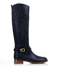 Lizzie Riding Boot |  ToryBurch.com