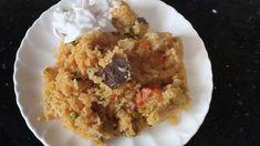 Cooker Veg Biryani In Tamil | குக்கரில் சாப்பாட்டு அரிசி வைத்து வெஸ் பிர... Veg Biryani, Cooking For Beginners, Fried Rice, Cooker, Fries, Ethnic Recipes, Food, Essen, Meals