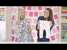▶ How to Sew a Pair of Leggings, two ways---for any age! - YouTube