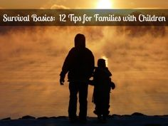 As adults, it is our duty to introduce children to preparedness activities at a young age. This needs to be done in a fun, but serious manner, so as to avoid fear.  Here are 12 preparedness tips for families with children.
