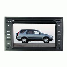 Honda CRV 2005 2006 GPS/6.2 inch digital touchscreen/built-in bluetooth/RDS control