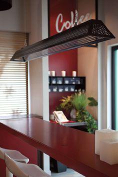 OPERA ceiling lamp - Cereria di Giorgio #industrialstyle #ceilinglamps