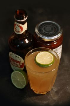The Marmalade Mule - vodka, gingerbeer, marmalade, lime http://www.domesticsluttery.com/2014/02/the-boy-and-his-poison-marmalade-mule.html?m=1