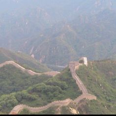 A walk on the Great Wall of China - reallly want to go hereee:) The Places Youll Go, Places To Go, Anatole France, Great Wall Of China, Amazing Places, My Dream, The Good Place, Greece, Destinations