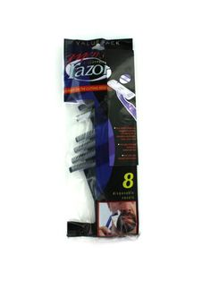 Men's Disposable Razors (Available in a pack of 25)