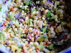 Receta Entrante : Ensalada de maiz por Gatablanca