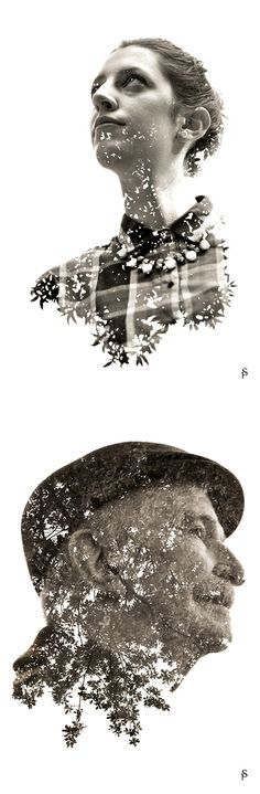 Multiple Exposure Series by Simone Primo