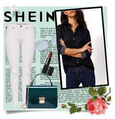 """""""SheIn Contest"""" by nataly-c ❤ liked on Polyvore featuring For Art's Sake"""
