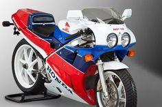 Honda RC30: MDS