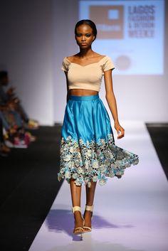 Guaranty Trust Bank Lagos Fashion & Design Week | GTBLFDW 2014 Day 2: DZYN