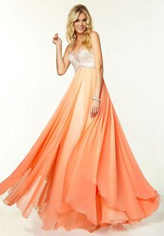 2015 Fashion Hot Sale Sweetheart Neck Pleats Beaded A-line Floor-length Evening Dresses Chiffon Party Prom Dresses Online with $98.85/Piece on Weddingpalace's Store | DHgate.com