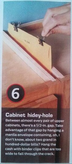 13 Secret Hiding Places