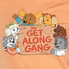 The Get Along Gang | Who was the leader that was such a good sport?
