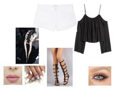 """""""Concert"""" by blondes-are-better on Polyvore featuring J Brand and My Little Pony"""