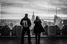 tourists in nyc