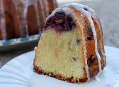 Cherry-limeade pound cake.  I need to try this with some Absolutely Almond Pound Cake!