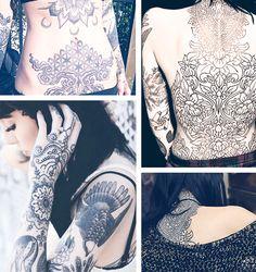 Hannah Snowdon Tattoo Appreciation
