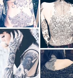 Hannah Snowdon Tattoo Appreciation