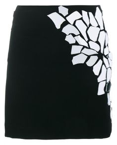 LOEWE Mirrored Mini Skirt. #loewe #cloth #