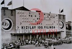 1968 Uluslararası Kızılay Sergisi İstanbul Sergisi