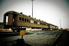 {Galveston abandoned trains} old train car by *brynne, via Flickr